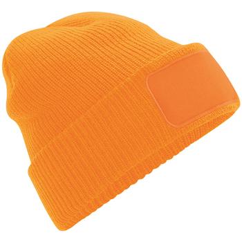 Accessoires Muts Beechfield BB440 Fluorescerend Oranje