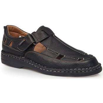 Schoenen Heren Sandalen / Open schoenen Calzamedi Nuovi sandali ortopedici  da uomo realizzati con la ZWART