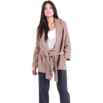 Textiel Dames Tops / Blousjes Albino Teodoro BL8000802 Black and green