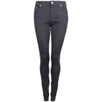 Textiel Dames Skinny jeans Gant  Blauw