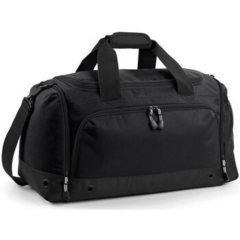 Tassen Sporttas Bagbase BG544 Zwart/Zwart