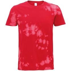 Textiel T-shirts korte mouwen Colortone TD09M Rood