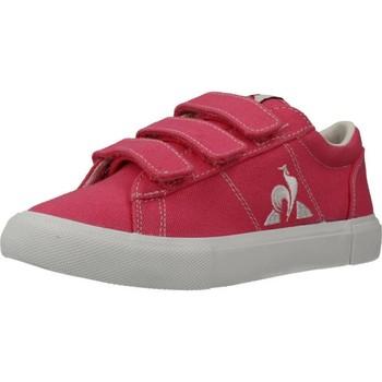 Schoenen Meisjes Lage sneakers Le Coq Sportif VERDON PLUS PS Roze