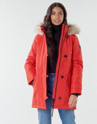 Textiel Dames Parka jassen Vero Moda VMEXPEDITION Rood