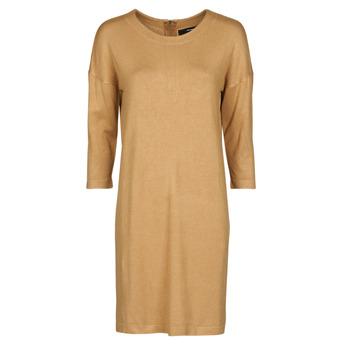 Textiel Dames Korte jurken Vero Moda VMGLORY Camel