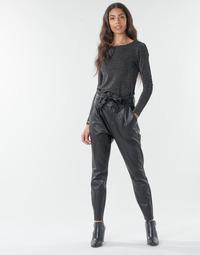 Textiel Dames Chino's Vero Moda VMEVA Zwart