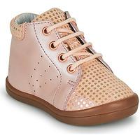 Schoenen Meisjes Hoge sneakers GBB NAHIA Roze