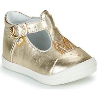 Schoenen Meisjes Ballerina's GBB ANINA Goud
