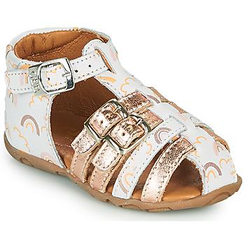 Schoenen Meisjes Sandalen / Open schoenen GBB RIVIERA Vte / Imp / Dpf / Zabou