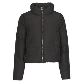 Textiel Dames Dons gevoerde jassen Only ONLDOLLY Zwart