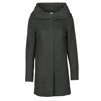 Textiel Dames Mantel jassen Only ONLSEDONA LIGHT Kaki