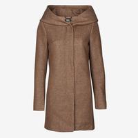 Textiel Dames Mantel jassen Only ONLSEDONA LIGHT Bordeau