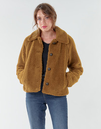 Textiel Dames Wind jackets Only ONLEMILY Bruin