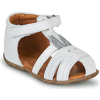 Schoenen Meisjes Sandalen / Open schoenen GBB FADIA Wit