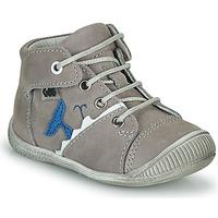 Schoenen Jongens Hoge sneakers GBB ABRICO Grijs