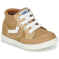 Schoenen Jongens Hoge sneakers GBB VIGO Beige