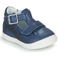 Schoenen Jongens Sandalen / Open schoenen GBB BERNOU Blauw