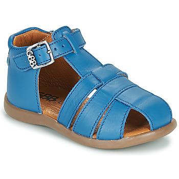Schoenen Jongens Sandalen / Open schoenen GBB FARIGOU Vte / Blauw / Dpf / Cric