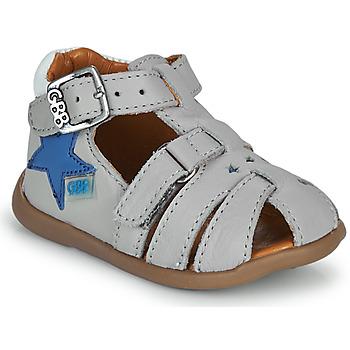 Schoenen Jongens Sandalen / Open schoenen GBB GARDOU Grijs