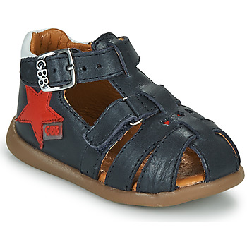 Schoenen Jongens Sandalen / Open schoenen GBB GARDOU Marine