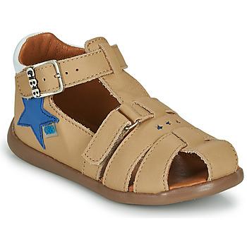 Schoenen Jongens Sandalen / Open schoenen GBB GARDOU Beige