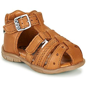 Schoenen Jongens Sandalen / Open schoenen GBB ARIGO Cognac