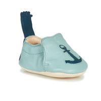Schoenen Kinderen Sloffen Easy Peasy BLUMOO ANCRE Blauw