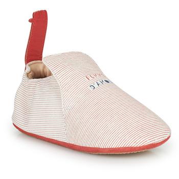 Schoenen Kinderen Sloffen Easy Peasy BLUBLU Rood