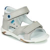 Schoenen Jongens Sandalen / Open schoenen GBB OBELO Grijs
