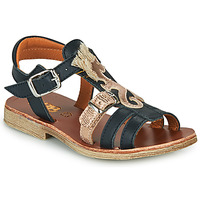 Schoenen Meisjes Sandalen / Open schoenen GBB PALOMA Marine
