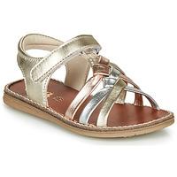 Schoenen Meisjes Sandalen / Open schoenen GBB SUMY Goud