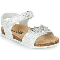 Schoenen Meisjes Sandalen / Open schoenen GBB FAZZI Zilver