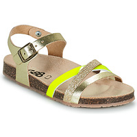 Schoenen Meisjes Sandalen / Open schoenen GBB LULUNE Goud
