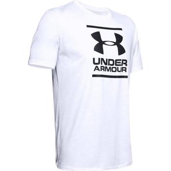 Textiel Heren T-shirts korte mouwen Under Armour GL Foundation SS Tee 1326849-100