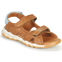 Schoenen Jongens Sandalen / Open schoenen GBB DIMOU Bruin