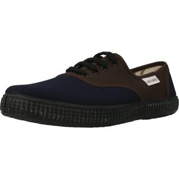 Schoenen Dames Lage sneakers Victoria 106651 Bruin