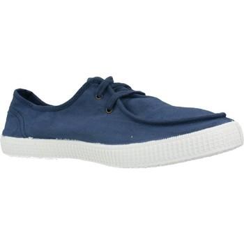 Schoenen Heren Lage sneakers Victoria 116601V Blauw