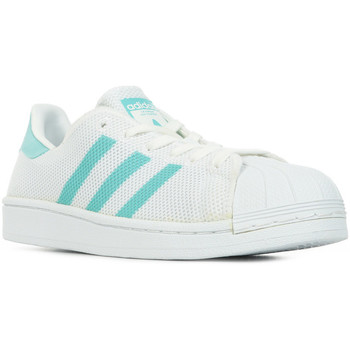 Schoenen Dames Lage sneakers adidas Originals Superstar W Wit