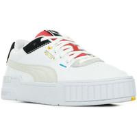 Schoenen Dames Lage sneakers Puma Cali Sport Mix WH Wit