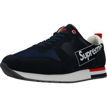 Schoenen Heren Lage sneakers Supreme 027001 Blauw