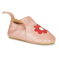 Schoenen Kinderen Sloffen Easy Peasy BLUBLU FLEURS Roze