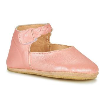 Schoenen Meisjes Sloffen Easy Peasy BLUBLU DANCE Roze