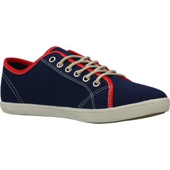 Schoenen Dames Lage sneakers Sprox 173973 Blauw