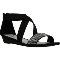 Schoenen Dames Sandalen / Open schoenen Sprox 237103 Zwart