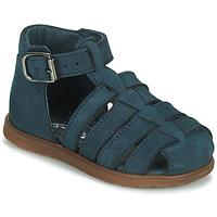 Schoenen Jongens Sandalen / Open schoenen Little Mary LIXY Blauw