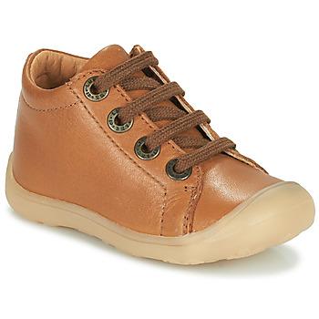 Schoenen Kinderen Hoge sneakers Little Mary GOOD Bruin