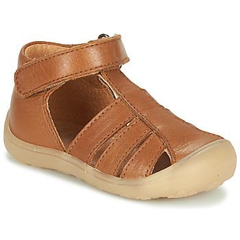 Schoenen Kinderen Sandalen / Open schoenen Little Mary LETTY Bruin