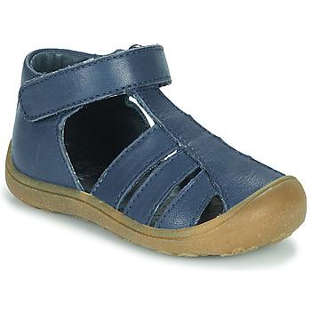 Schoenen Kinderen Sandalen / Open schoenen Little Mary LETTY Blauw