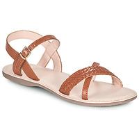 Schoenen Meisjes Sandalen / Open schoenen Little Mary LIANE Bruin