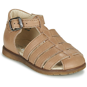 Schoenen Kinderen Sandalen / Open schoenen Little Mary LIXY Beige